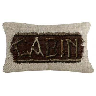 Dalton Cabin Pillow Cover