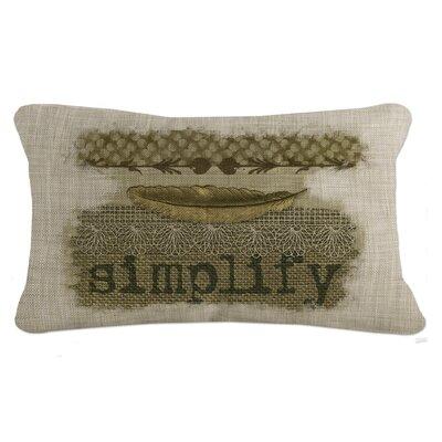 Cerita Rectangle Lumbar Pillow