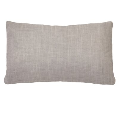 Shamavi Woven Pillow Cover Color: Gray
