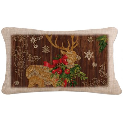 Alpine Lodge Lumbar Pillow