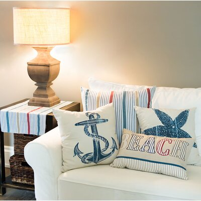Raiana Throw Pillow with Zipper