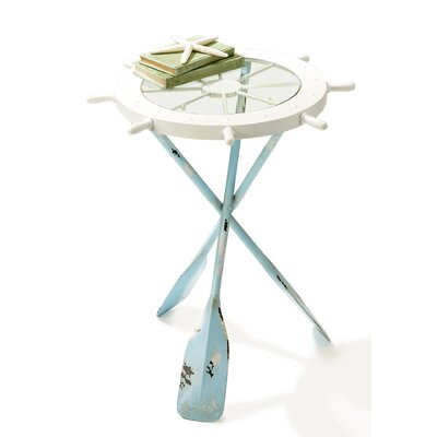Boone Ships Ahoy End Table