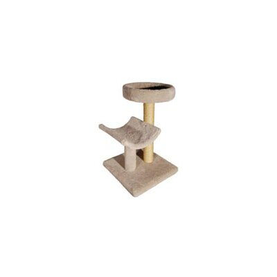 Bed and Cradle Sisal Scratching Post