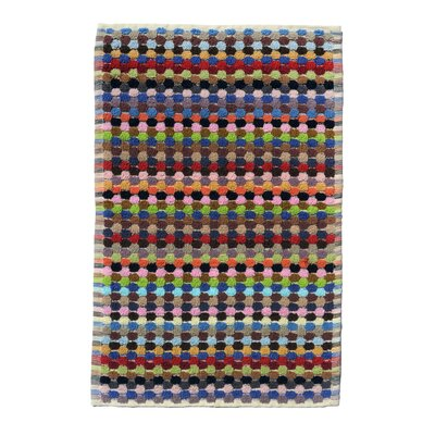 Turkish Cotton Hand Towel Color: Blues