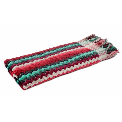 Sharyn  Hand Towel Color: Mizo Zag