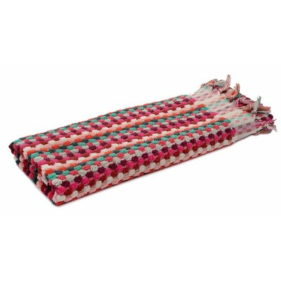 Sharyn  Hand Towel Color: Fuscia Fifi