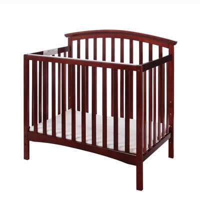 Eden 3 In 1 Mini Convertible Crib Finish: Espresso 632-E