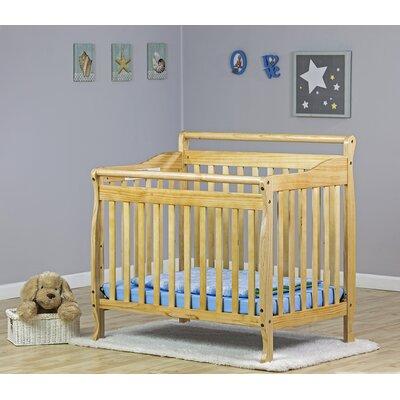 Portable Convertible Crib Finish: Natural 626-N