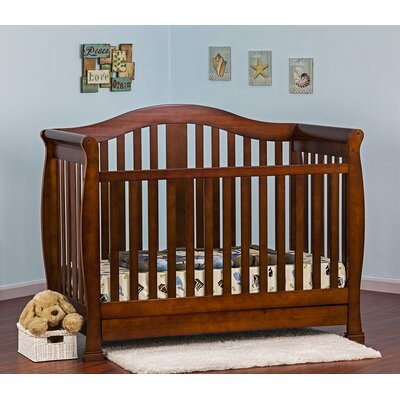 Addison Convertible Crib Finish: Espresso 662-E