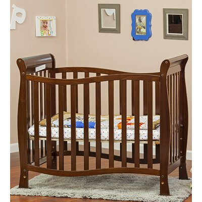 Violet 4 in 1 Mini Convertible Crib Finish: Espresso 631-E