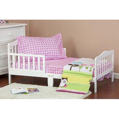 Dream On Me Baby Owl 4 Piece Toddler Bedding Set 220