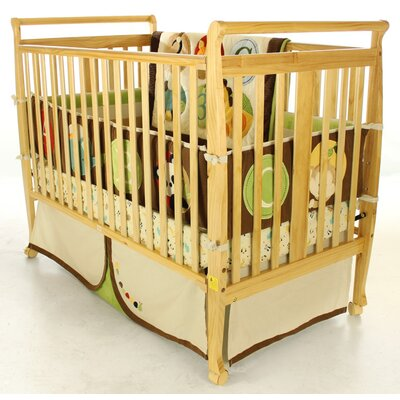 Child craft crib double drop down for Child craft soho crib natural