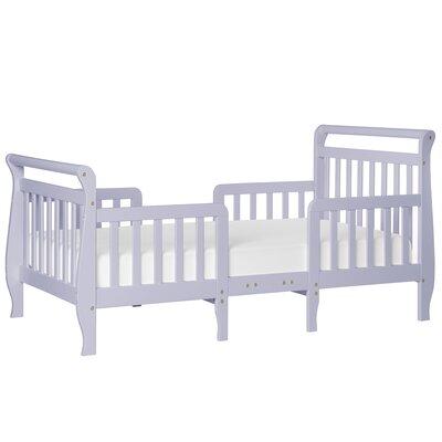 Emma Toddler Bed Bed Frame Color: Lavender Ice