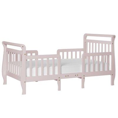 Emma Toddler Bed Bed Frame Color: Blush Pink