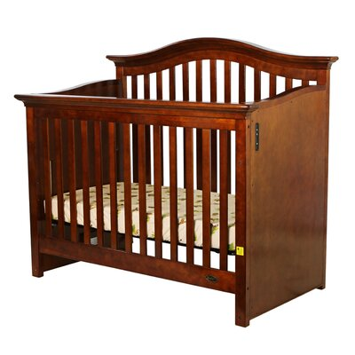 Dream On Me Electronic, Wonder Crib II, 4 in 1 Convertible, Espresso