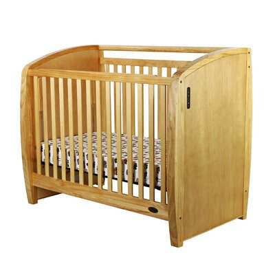 Dream On Me Electronic, Wonder Crib, 3 in 1 Convertible, Natural