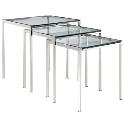 Nimble 3 Piece Nesting Table Set