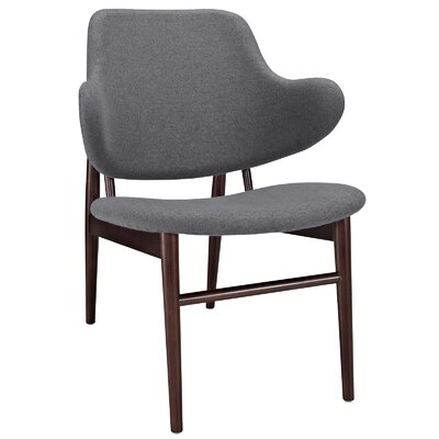 Cherish Wood Lounge Chair