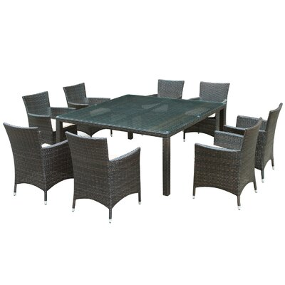 Channels 9 Piece Dining Set