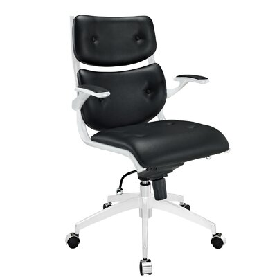 Modway Push Mid-Back Desk Chair