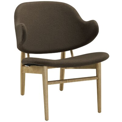 Suffuse Lounge Chair Color: Natural / Brown