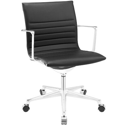 Modway Vi Mid-Back Desk Chair