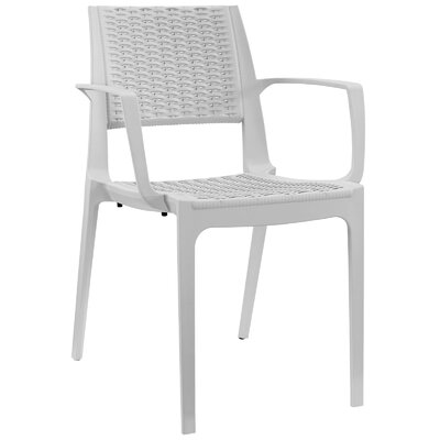 Astute Arm Chair Color: Gray