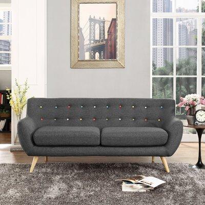 EEI-1633GRY FOW2513 Modway Remark Sofa