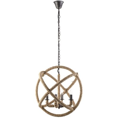 Intention 4-Light Foyer Pendant EEI-1575