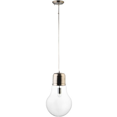Edison 1-Light Mini Pendant