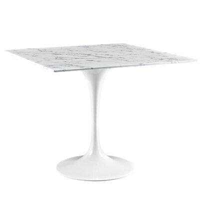 Julien 36 Artificial Marble Dining Table