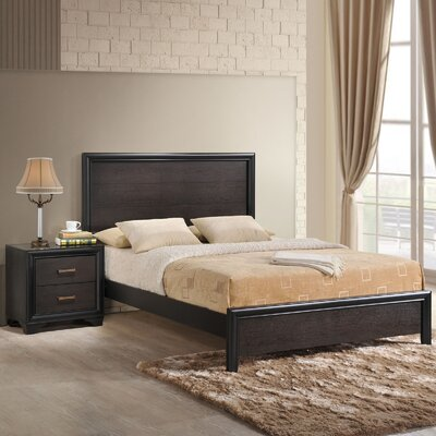 Madison Panel 2 Piece Bedroom Set