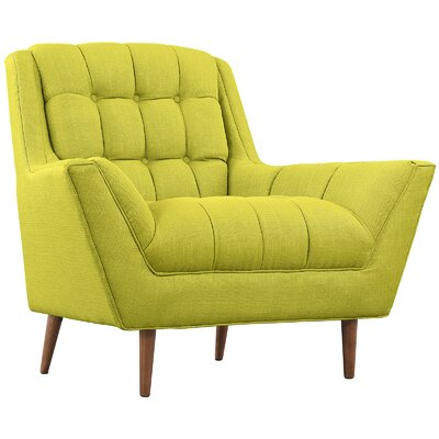 Freeborn Armchair Upholstery: Wheatgrass