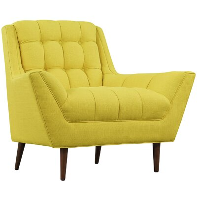 Response Armchair Upholstery: Sunny