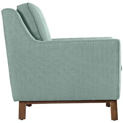 Beguile Loveseat Upholstery: Laguna