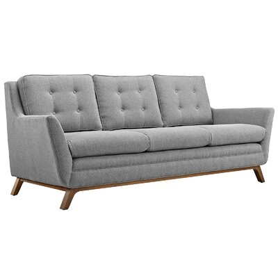 Beguile Sofa Upholstery: Expectation Grey