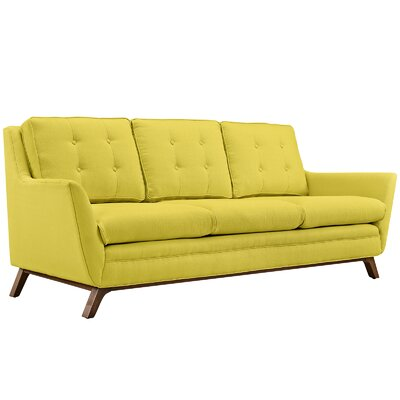 Beguile Sofa Upholstery: Sunny