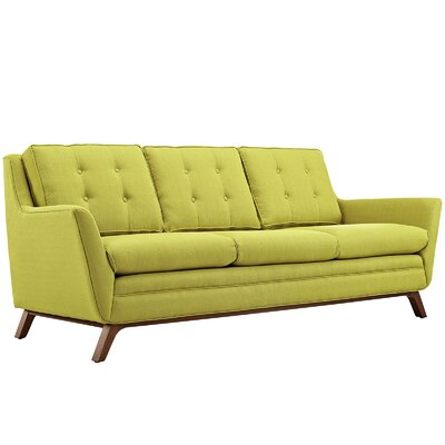 Beguile Sofa Upholstery: Wheatgrass
