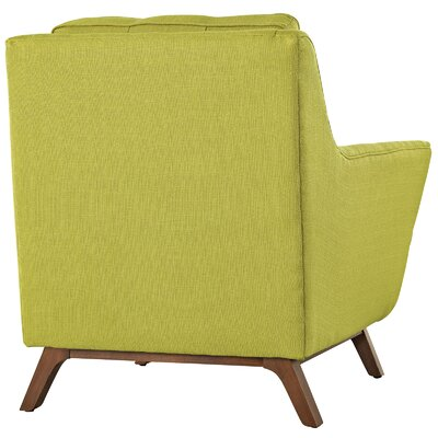 Beguile Armchair Upholstery: Wheatgrass