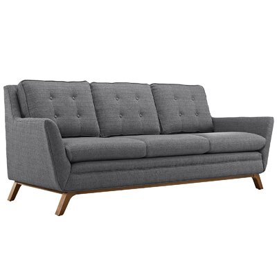 Beguile Sofa Upholstery: Grey