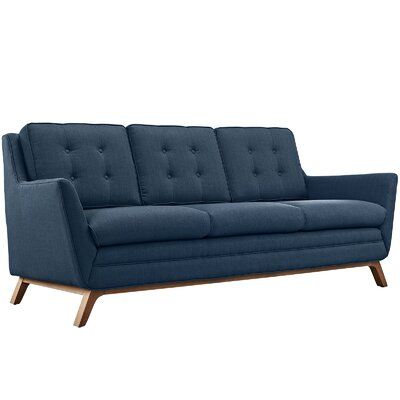 Beguile Sofa Upholstery: Azure