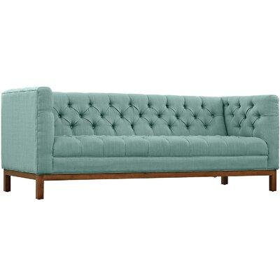 Panache Chesterfield Sofa Upholstery: Laguna