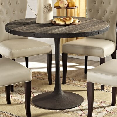 Drive Dining Table Finish: Brown