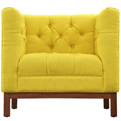 Panache Arm Chair Color: Sunny