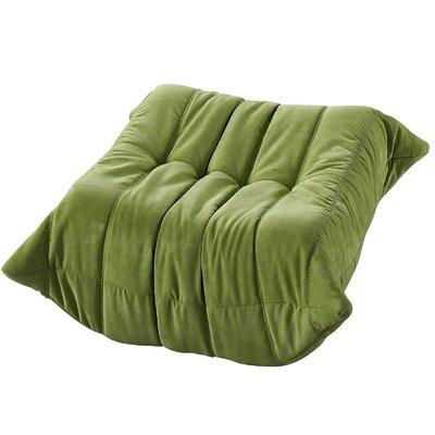 Waverunner Ottoman Upholstery: Green
