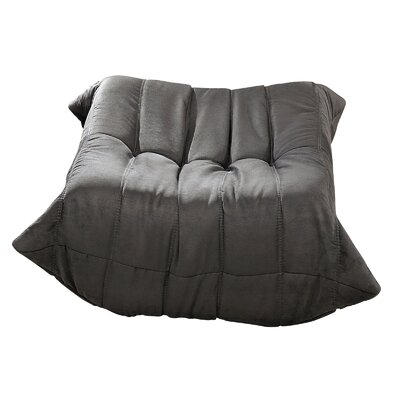 Waverunner Ottoman Upholstery: Light Gray