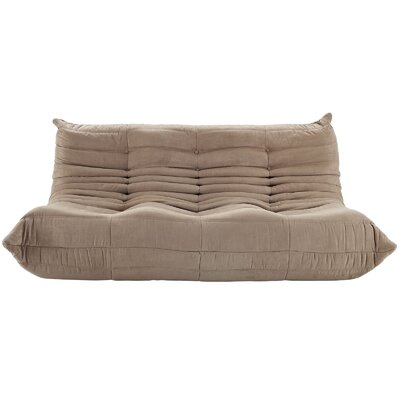 Waverunner Sofa Upholstery: Brown