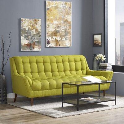 Response Sofa Upholstery: Wheatgrass