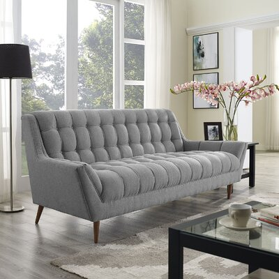 Response Sofa Upholstery: Expectation Gray
