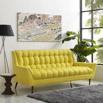 Response Sofa Upholstery: Sunny
